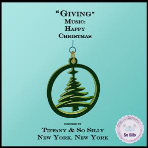 So Silly Joyful Season Music Ornament Collection - Giving