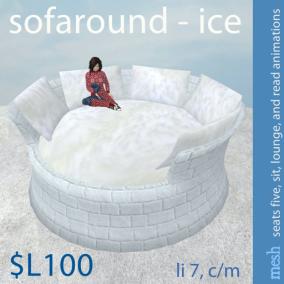 Sofaround Ice 512