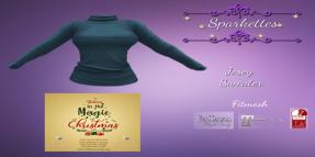 Sparkettes Josey Sweater - Stocking Stuffer ad