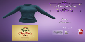 Sparkettes Josey Sweater - Stocking Stuffer ad