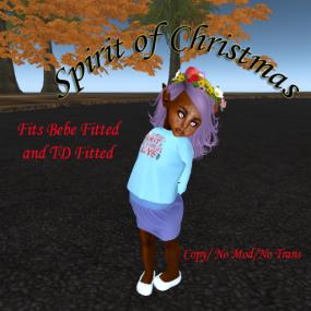 Spirit of Christmas Bebe_TD AD
