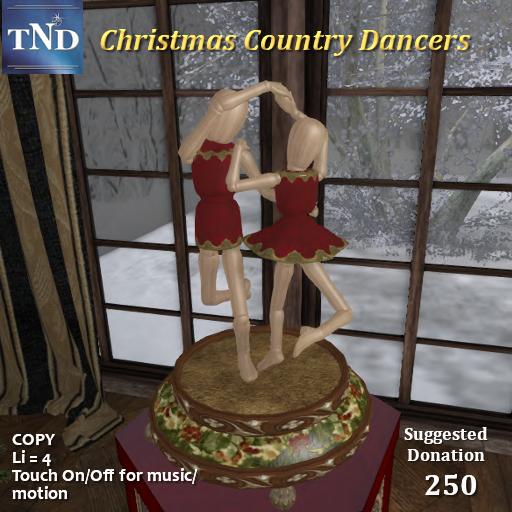 True North Designs - CountryDancers