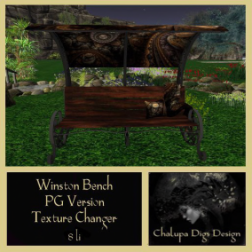 Winston Bench Texture Changer PG